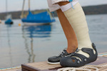 The ultimate cast protection in a new modern design