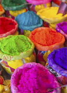 Happy Holi wishes DARCO India