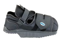 HeelWedge Off-loading Shoe. Treatment of plantar fasciitis, ulcerations, infections, etc.
