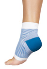 Plantar Fasciitis Sleeve. Sustained stretch on the plantar fascia
