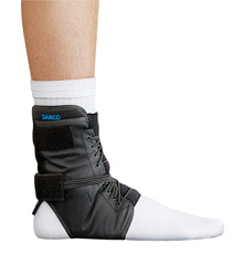 Web Ankle Brace - Support or prevention during sports or in everyday life